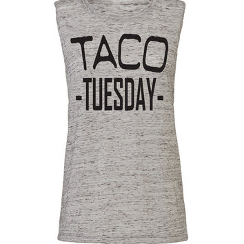 taco tuesday, workout tank, workout top, workout womens, party tank, party top, workout clothes, gym tank, gym shirts, fitness, activewear