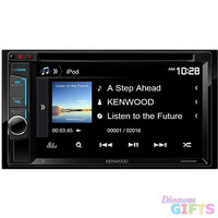 "Kenwood 6.2"" D.Din with Bluetooth CD/DVD"