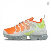 Nike Air VaporMax Plus Orange Multi | AO4550-003 Reverse Sunset Sport Running Shoes - Best Online Sale