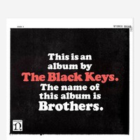Brothers 2 LP + CD