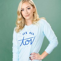 It's All Tov Long Sleeve Tee