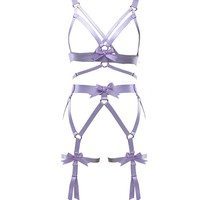 Sexy Women Elastic Band Lingerie Harness 5 Colors-himifashion