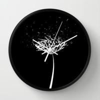 Make a Wish  Wall Clock by Lauren Lee Designs