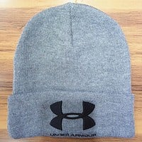 Boys & Men Under Armour Hip Hop Women Men Beanies Winter Knit Hat Cap