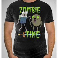 Adventure Time Zombie Time Tee