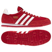 adidas Dragon Shoes (red)