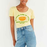 UO Souvenir So Fresh And So Clean Tee