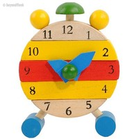 Learn The Time Clock Educational Toys