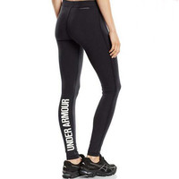 Under Armour Woman Casual Sport Gym Yoga Running Tight Pants Trousers Sweatpants