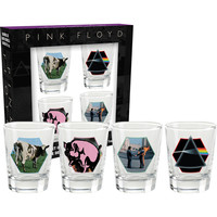 Pink Floyd Shot Glass Set