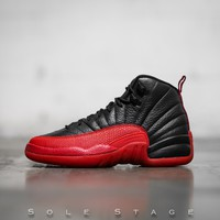 HCXX Air Jordan 12 Retro BG Flu Game