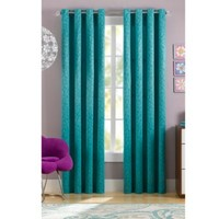Spotty Thermaweave Window Curtain Panel