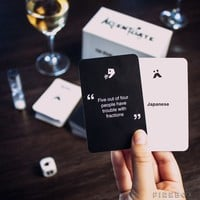 ACCENTUATE - card game
