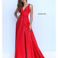 Sherri Hill 50296 Prom Dress