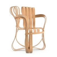Frank Gehry Cross Check Arm Chair