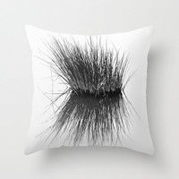Black and white pillow, black and white cushion, minimalist pillow, white decor,cushion cover, accent pillow, pillow cover, minimalist decor
