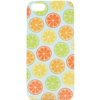 With Love From CA Citrus Craze iPhone 5/5S Case - Womens Scarves - Multi - NOSZ