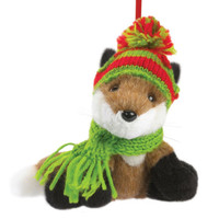 Boyds by Enesco 5in HOLIDAY GOOD FRIEND Hanging Ornament  NWT 4041840