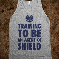 Training to be an Agent of Shield