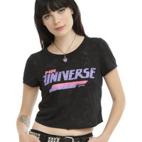 Cartoon Network Steven Universe Mr. Universe Girls T-Shirt