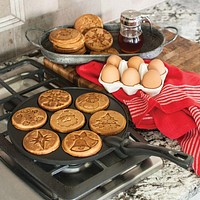Holiday Pancake Pan by NordicWare