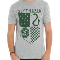 Harry Potter Slytherin Banner T-Shirt