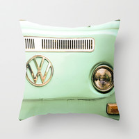Summer of Love Throw Pillow by Olivia Joy StClaire