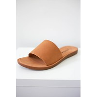 Heather Sandals - Camel