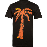 Blvd Tiger Mens T-Shirt Black  In Sizes