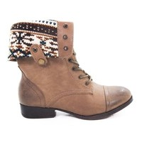 Sharper-1 Sully's Women's Combat Boot