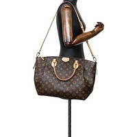 LV Fashion Printed Shopping Bag Ladies One Shoulder Bag with High Quality