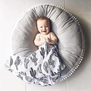 Cushion Mat Baby Photography Prop