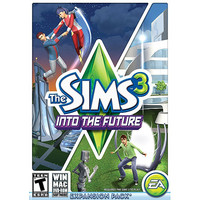 Walmart: Sims 3: Into the Future Limited Edition (PC)