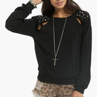 Cool Studs Sweater $54