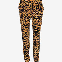 Exclusive for Intermix Printed Double Pocket Soft Track Pant-Just In-Exclusives-Categories- IntermixOnline.com