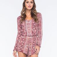 BILLABONG See The Sun Womens Romper | Rompers