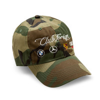 Club Foreign German Series Hat Camo
