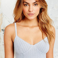 Pins & Needles Longline Lace Bralette - Urban Outfitters