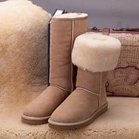 Ugg 5815 Sand Classic II Tall Boot Snow Boots