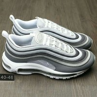 Tagre™ NIKE AIR MAX 97 Fashion Running Sneakers Sport Shoes G-HAOXIE-ADXJ