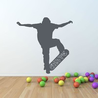 Cool Skater Decal
