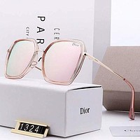 Dior Women Casual Sun Shades Eyeglasses Glasses Sunglasses-3