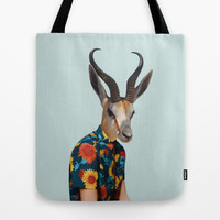 Polaroid n°13 Tote Bag by Francesca Miele (Natt)
