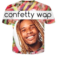 Where Fetty Wap came from