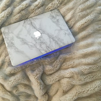 Marble MacBook Sticker Cover - Made for MacBook Air, MacBook Pro, MacBook Pro Retina