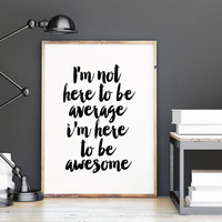 FITNESS MOTIVATION POSTER,Fitness Inspiration Poster,Fitness Print,Gym,Motivational Quote,Motivational Print,Wall Art,Typography Poster