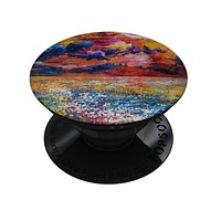 Oil Painted Meadow - Skin Kit for PopSockets and other Smartphone Extendable Grips & Stands