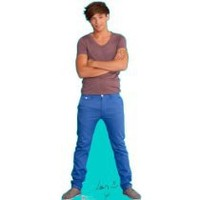 Louis Tomlinson - One Direction - Advanced Graphics Life Size Cardboard Standup