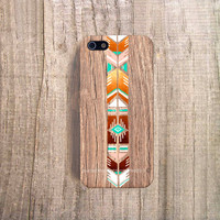 iPhone Case Wood Print iPhone 4 Case Wood Print iphone 5 Case Wood Print iPhone5s Case Wood Print Galaxy S4 Case CSERA Economy Line