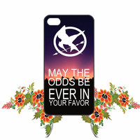 Hunger Games Quote iPhone 4/4S / 5/ 5s/ 5c case, Samsung Galaxy S3/ S4 / S5 case, iPod Touch 4 / 5 case